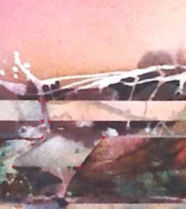Triptych detail